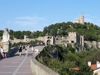 Tsaravets Fortress - Veliko Tarnovo