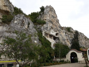 Basarabov Monastery